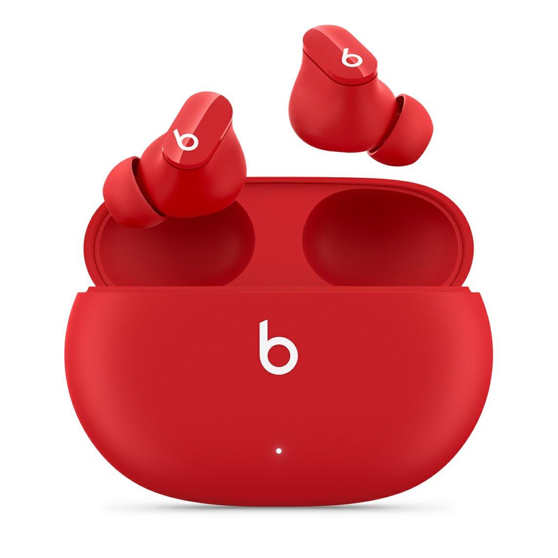 Apple Beats Studio Buds Red