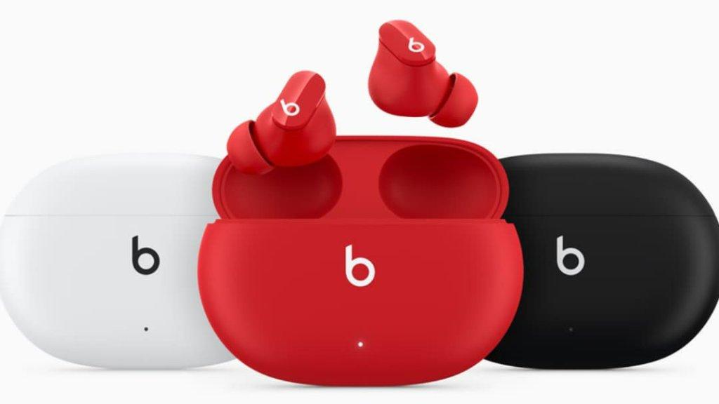 Apple Beats Studio Buds True Wireless Noise Cancelling Earphones