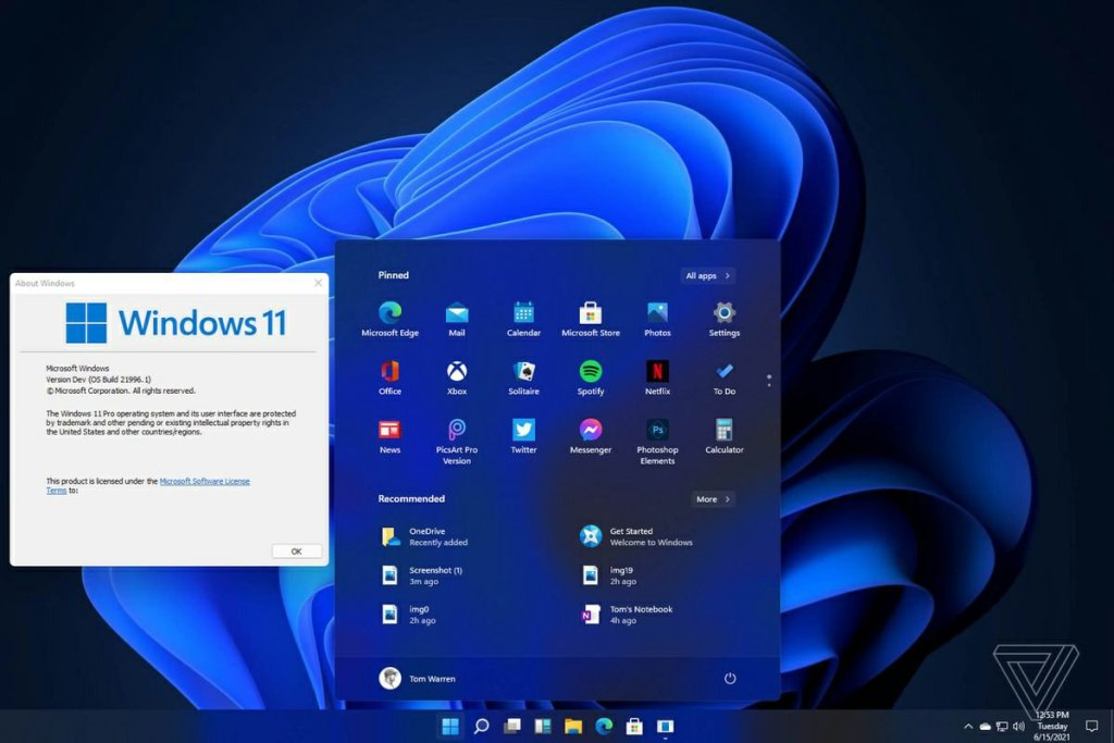 Windows 11 System Wallpaper, User Experience, Free Upgrade Detail Leaked 1