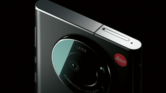 Leica Leitz Phone 1 Debuts With 1-inch Lens And 1-240Hz IGZO OLED |  SPARROWS NEWS