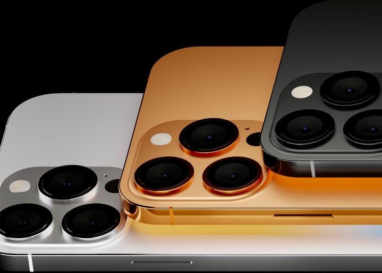 iPhone 13 Pro Max Camera Module Size