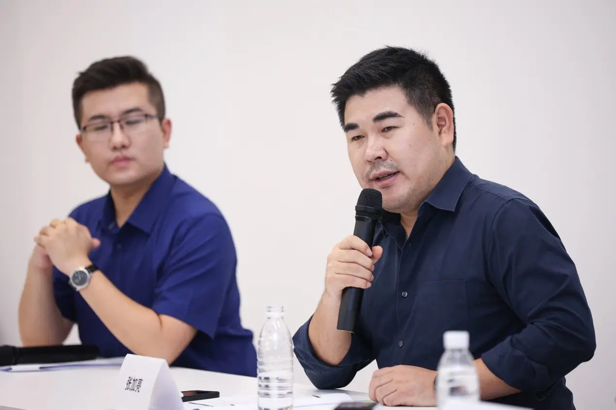 Zhang Galiang, Chief Scientist of VOOC Flash Charge
