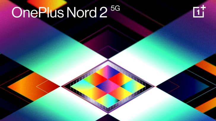 OnePlus Nord 2 5G with Custom MediaTek Dimensity 1200-AI