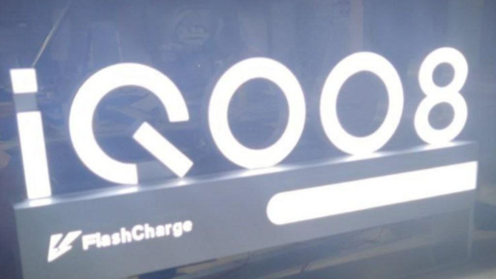 iQOO 8 Naming Confirmed