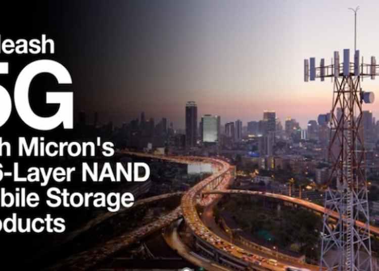 Micron 176-layer NAND Technology UFS 3.1