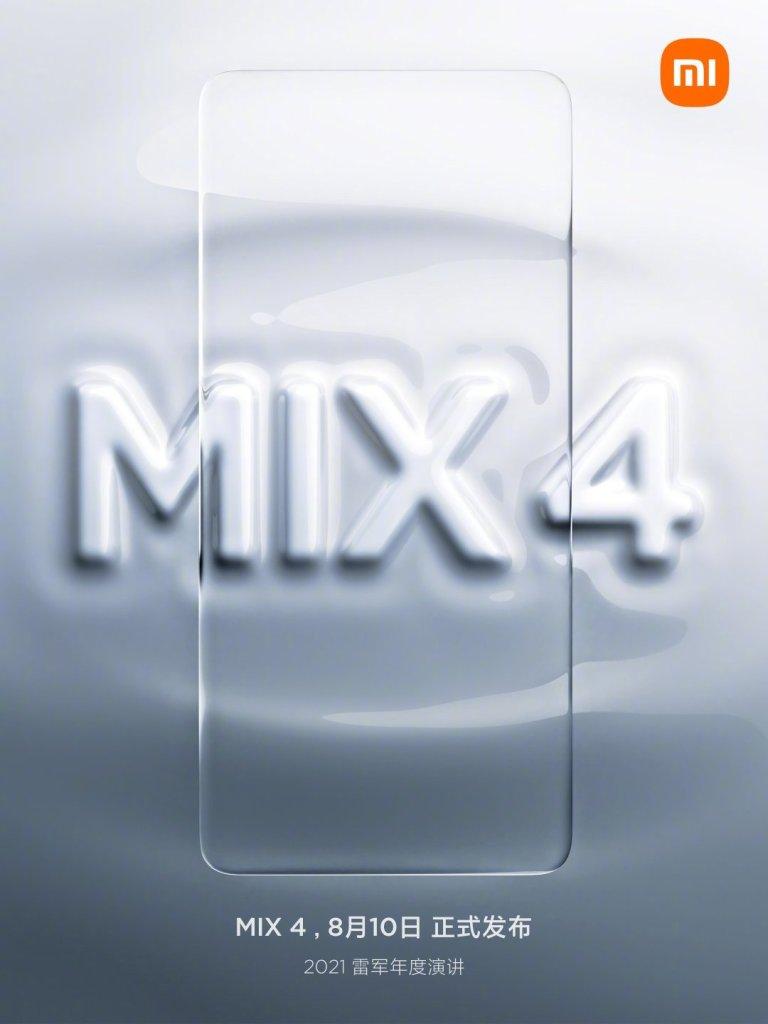 Mi Mix 4