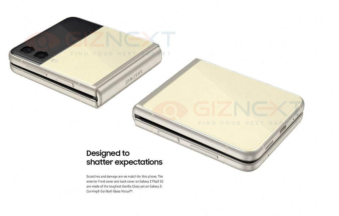 Samsung Galaxy Z Flip3 Product Brochure