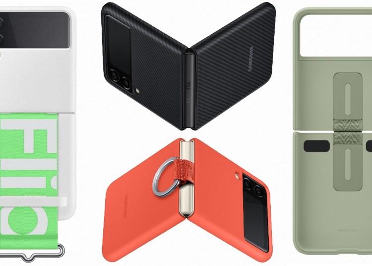 Samsung Galaxy Z Flip3 Style Covers