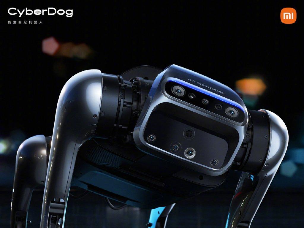 Xiaomi CyberDog Robot