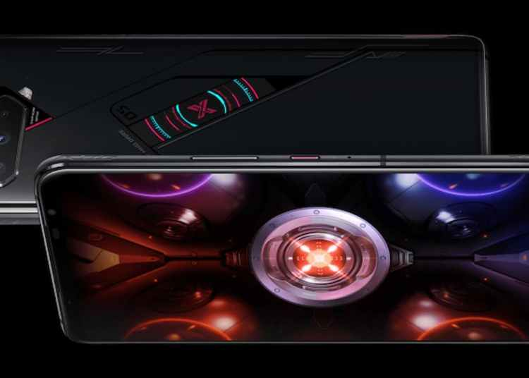 Asus ROG Phone 5s and 5s Pro