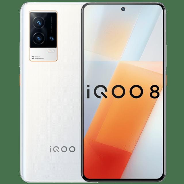 iQOO 8 Photochromic Version