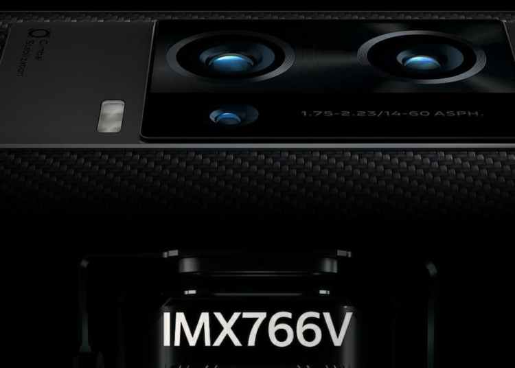 Sony IMX766V on iQOO 8 Pro is the Same as IMX766?