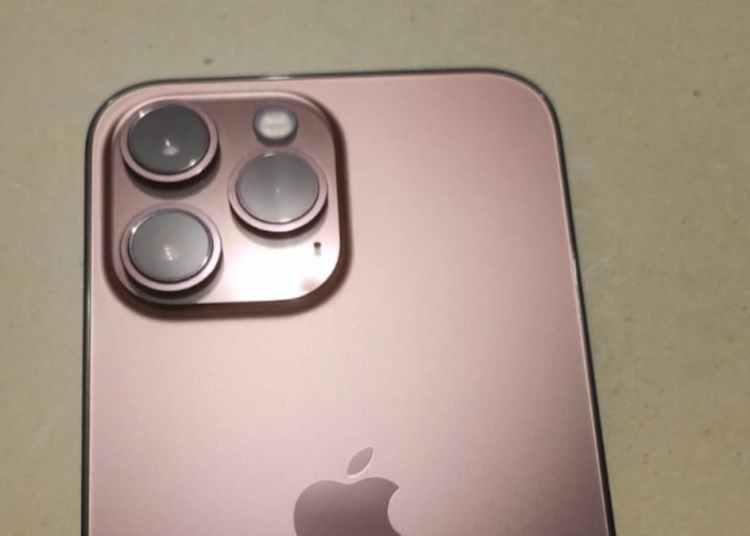 iPhone 13 Pro prototype