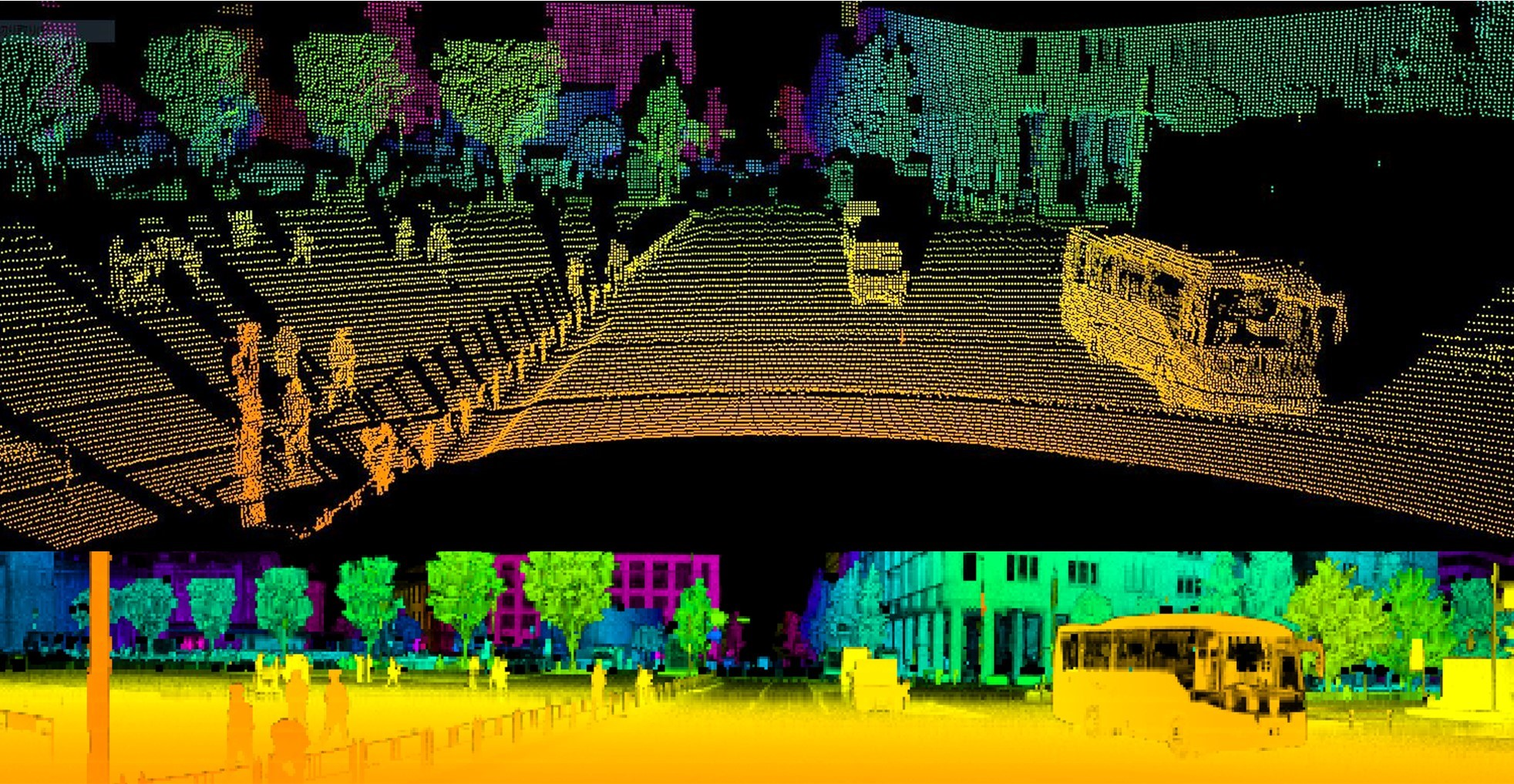 Imaging example (point cloud)