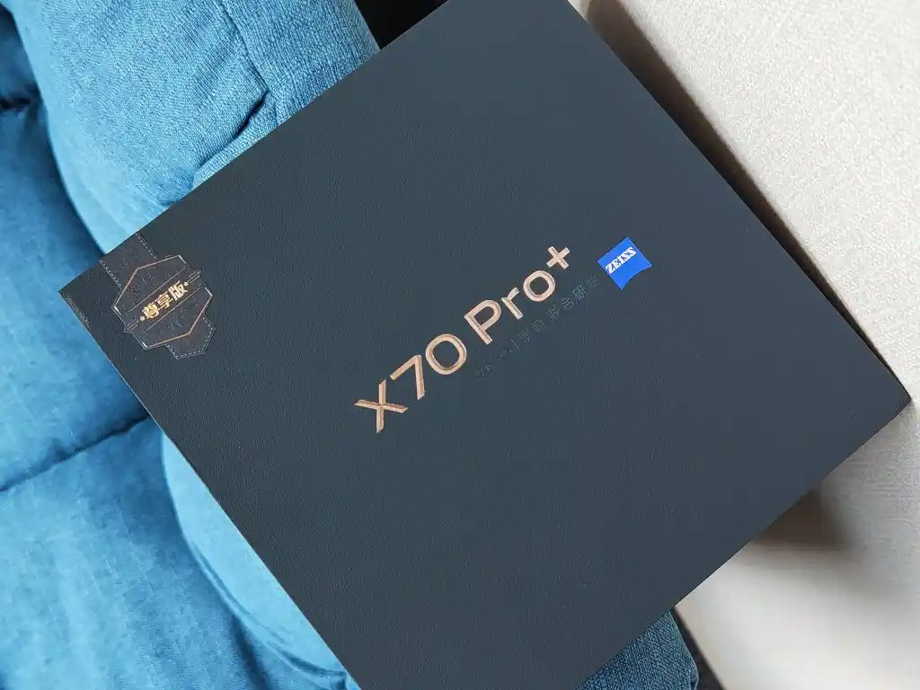 Vivo X70 Pro+ Review: First-class Work in the Camera and Design