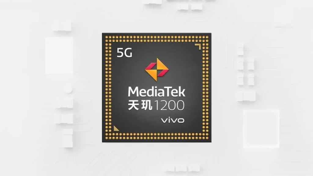 Vivo X70's MediaTek Dimensity 1200-Vivo SoC