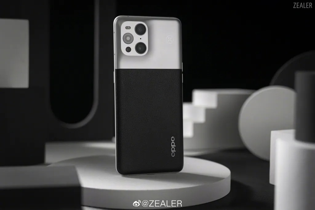 OPPO Find X3 Pro Photographer's Edition