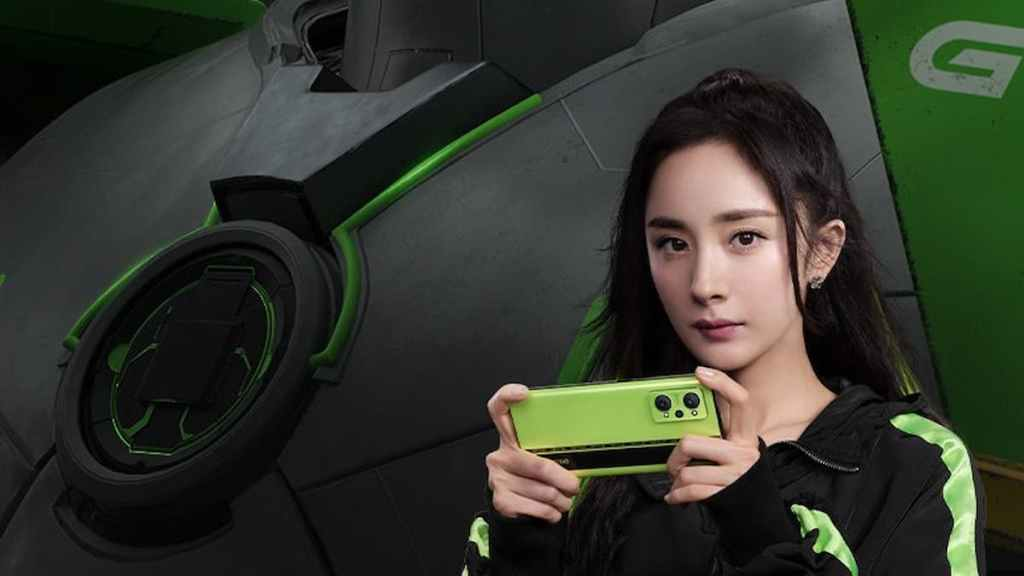 Realme GT Neo2 Cooling System