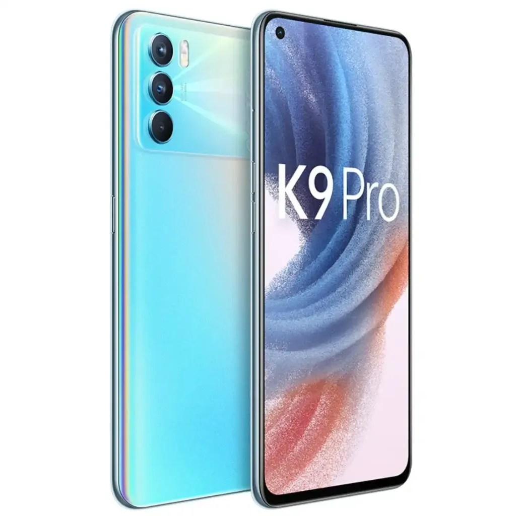 OPPO K9 Pro's All-round Renderings