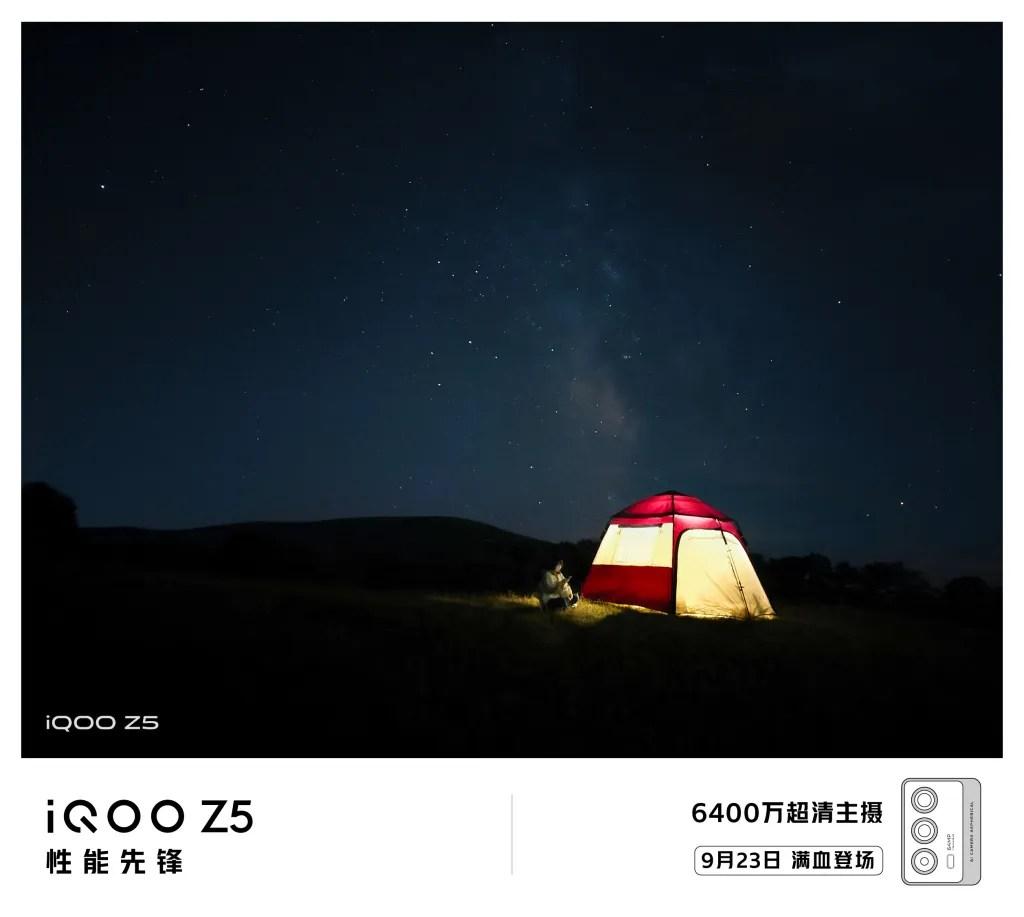 iQOO Z5 Camera Samples
