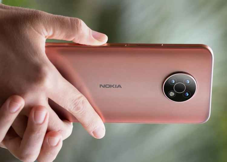 Nokia G50 5G Official Now