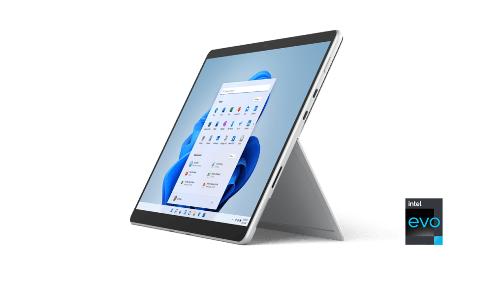 Full-featured Microsoft Surface Pro 8 Windows 11 Tablet Official Now 1