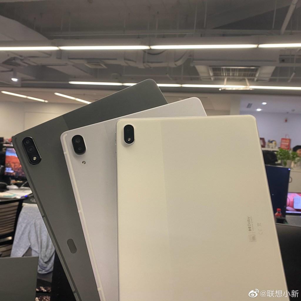 Lenovo Xiaoxin Pad Pro 12.6 Real-life Photo