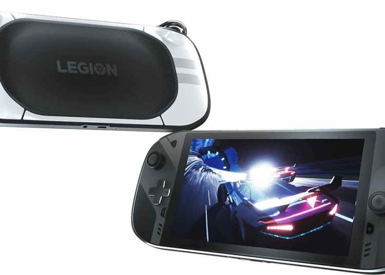 Android-powered Handheld Gaming Console Lenovo Legion Play Revealed