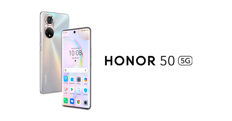 Honor Resume Cooperation with Google and Honor 50 Will Pre-installed with GMS