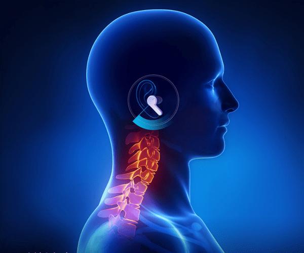 Amazfit PowerBuds Pro Enables Cervical Spine Protection