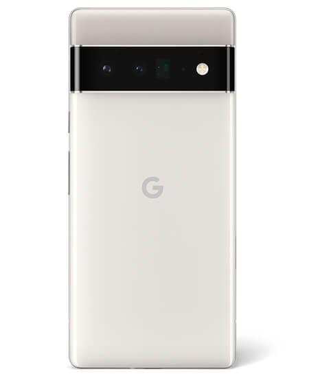 Google Pixel 6 Pro Cloudy White