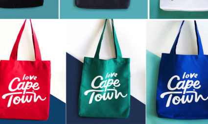 Totes for Cape Town Tourism!