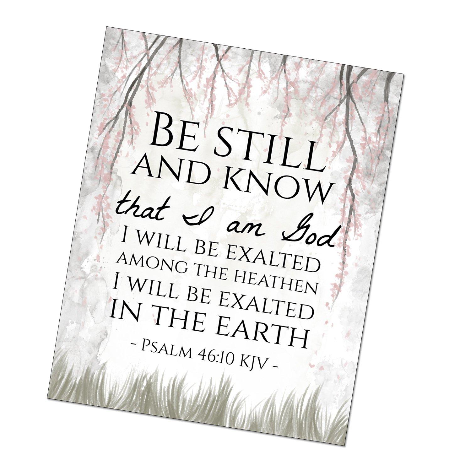 The Best Printable Bible Verses Kjv