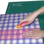 Cut anything on this self healing mat