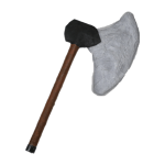 how to make battle axe