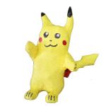 Hand made Pikachu made with Newspaper