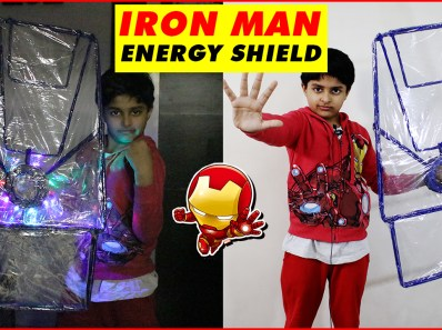How to make Iron Man Shield