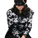how to make bat man mask with Paper plates
