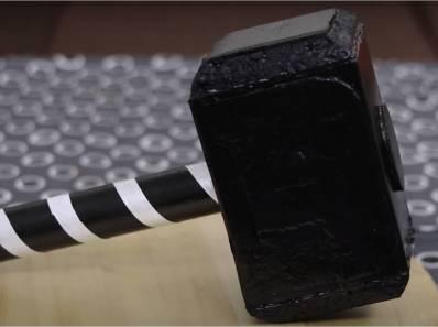 Thor's Hammer DIY