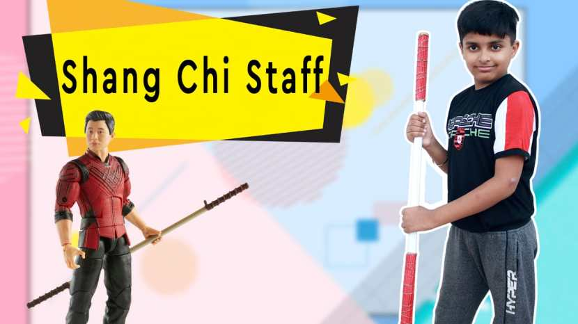 Shang Chi paper staff