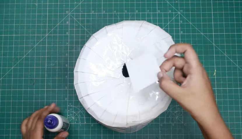 helmet top