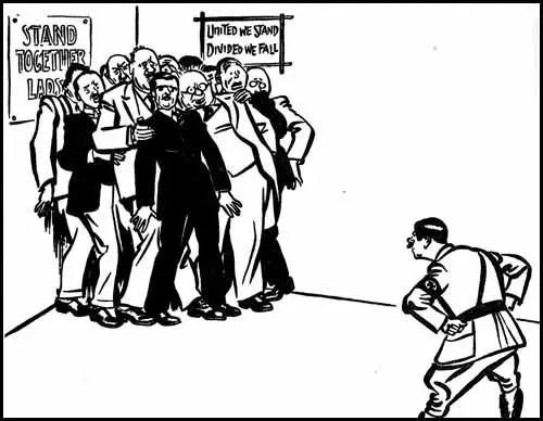 World Political Chamberlain Cartoons 2 War