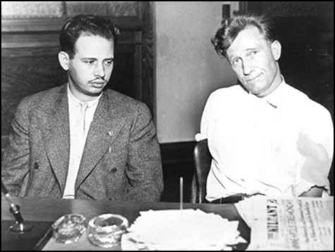Max Shachtman and James P. Cannon