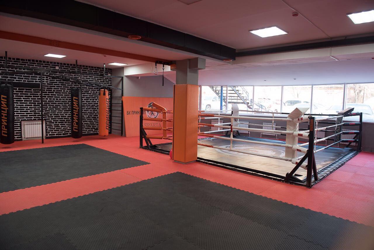 Floor Boxing Ring 5x5m купить от производителя Sparta