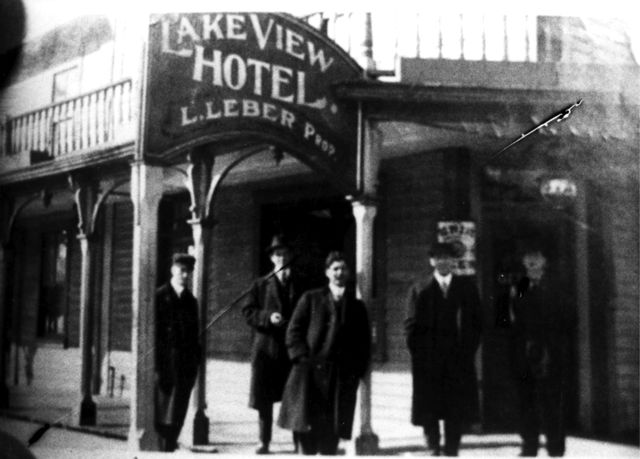 lakeview hotel front