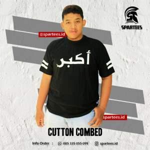 Kaos-Cotton-Combed