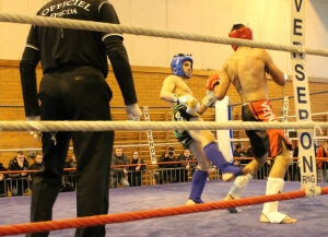 kick-boxing : low-kick