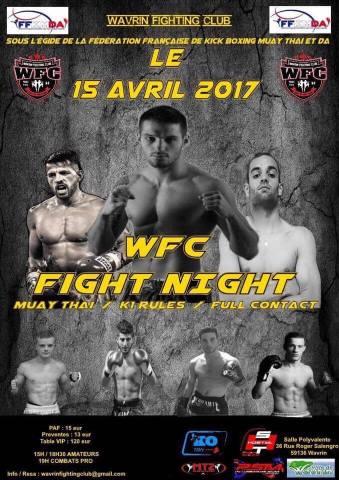 WFC Fight Night