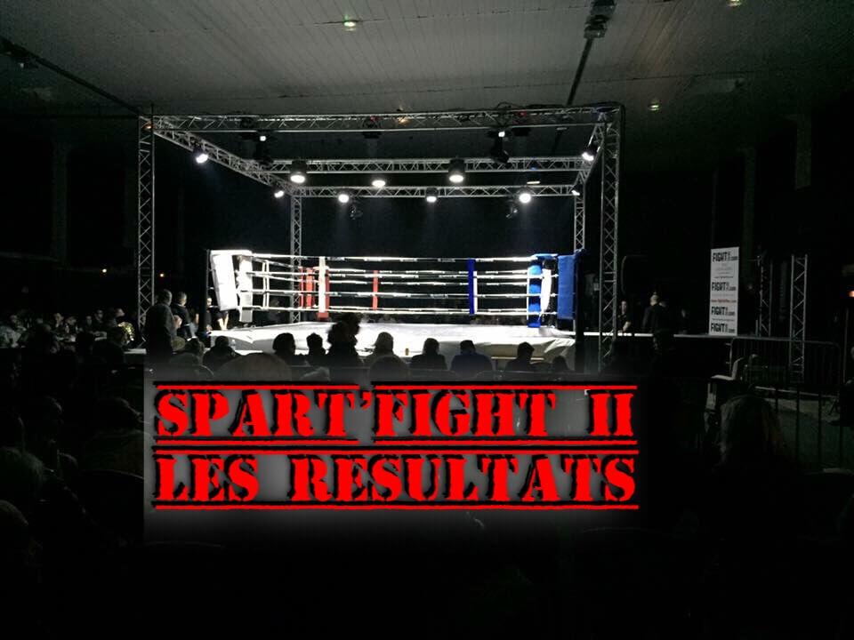 SpartFight 2 résultats