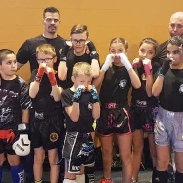 Championnat HdF de kickboxing (jour 2)